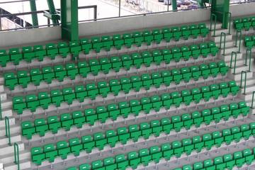 Seat football stadium.