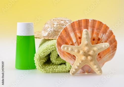 Wellness Urlaub Gelb