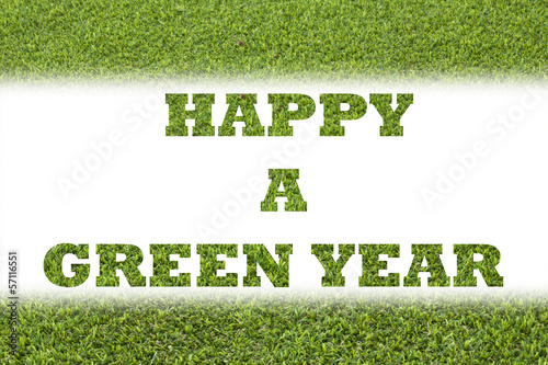 Happy a Green Year