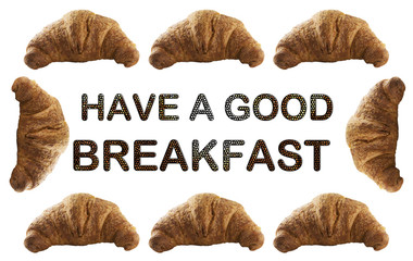 Have a good Breakfast