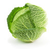 Isolated Cabbage