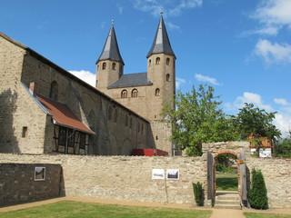 Kloster Drübeck bei Wernigerode (Harz)