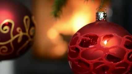 Weihnachten - Christbaumkugeln