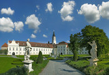 Altenburg - Baroque Abbey, Waldviertel, Lower Austria
