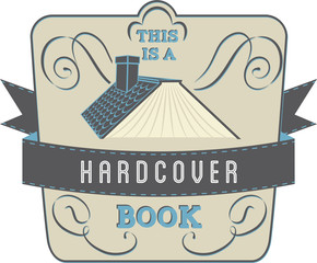 Book Style and Type Label: Hardcover Book