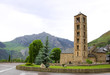 Romanesque church of Sant Climent de Taull in Vall de Boi