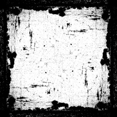 Grunge Textured Frame