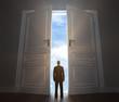 big door to sky