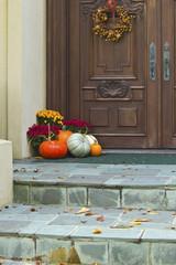 Halloween decoration Seattle WA.