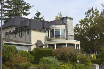 large mansion Seattle WA.