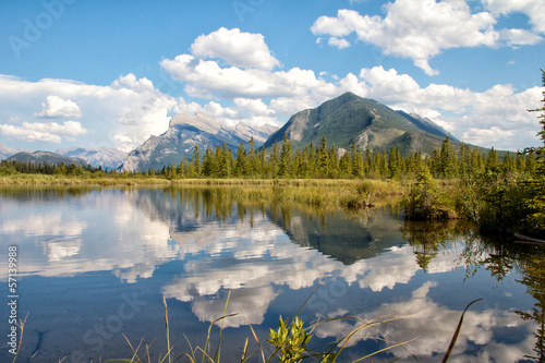 Second Vermillion Lake, Banff, Alberta, Canada