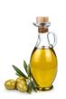 Leinwandbild Motiv Aceite de oliva