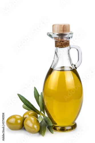 Papiers peints Condiment Aceite de oliva