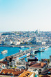 Istanbul View from Galata tower