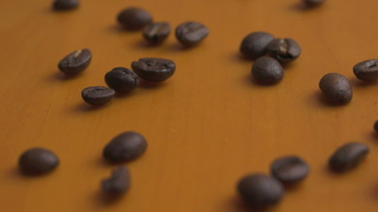 Coffee Bean Macro Dolly