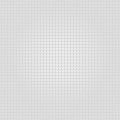 Vector seamless background - white texture, perforated grid