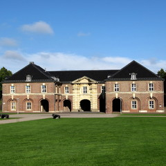 Zitadelle in WESEL ( Niederrhein )
