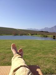 Luxury relax