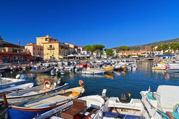 Marina di Campo - Elba island
