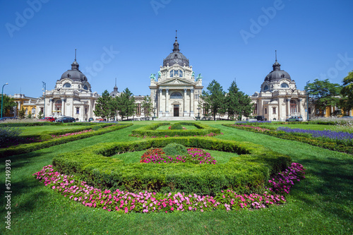 Thermal Baths and Spa, Budapest - 57149393