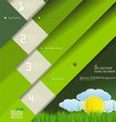Modern nature Design template