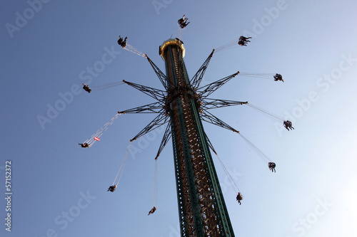 World;s highest carousel