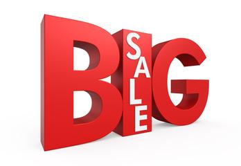 Big sale 3D image