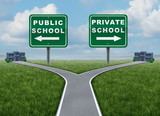 Public And Private School Choice