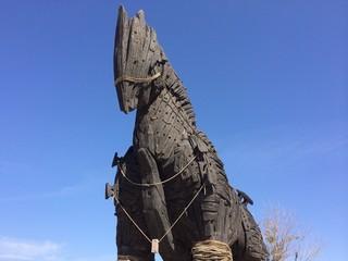 wooden horse Türkiye
