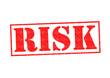 RISK Rubber Stamp