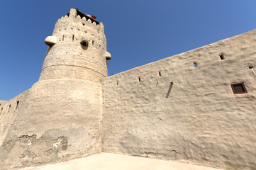 Arabian Fort in Umm al Quwain