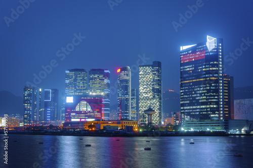 Foto op Canvas Canada Hong Kong Harbor
