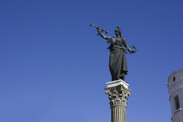 Women monument