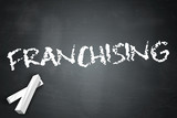 "Blackboard ""Franchising"""