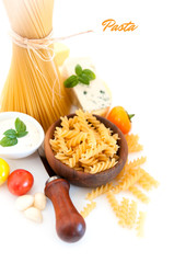 italian Pasta with spices
