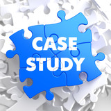 Case Study on Blue Puzzle Pieces.