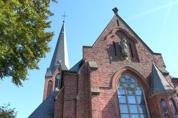 St. Maria Himmelfahrt Kirche Hamminkeln