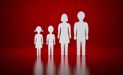 Die kleine Familie