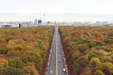 Berlin Autumn