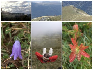 La randonnée dans le Cantal