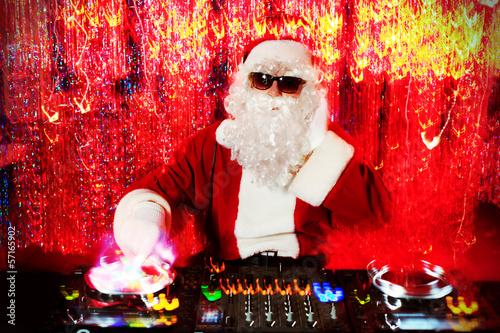 Leinwanddruck Bild - Andrey Kiselev : red lights