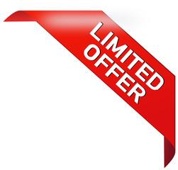 Limited Offer Banner  #131013-svg02