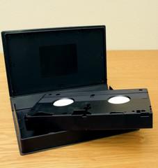 cassetta video