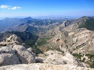 Alicante montañoso