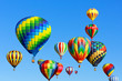 colorful hot air balloons - 57169505