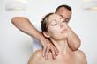 Nacken behandeln