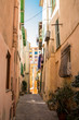 Narrow Alley in Villefranche