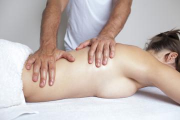 Female myofascial therapy