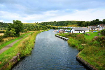 Forth and Clyde Canal, Scotland