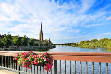 The River Tay, Perth Scotland